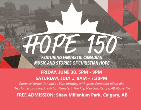 TCF4 Productions Produces Canada Day Celebration