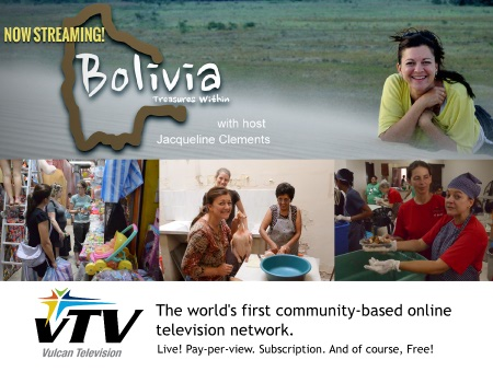 Bolivia: Treasures Within Episode 5 on vTV